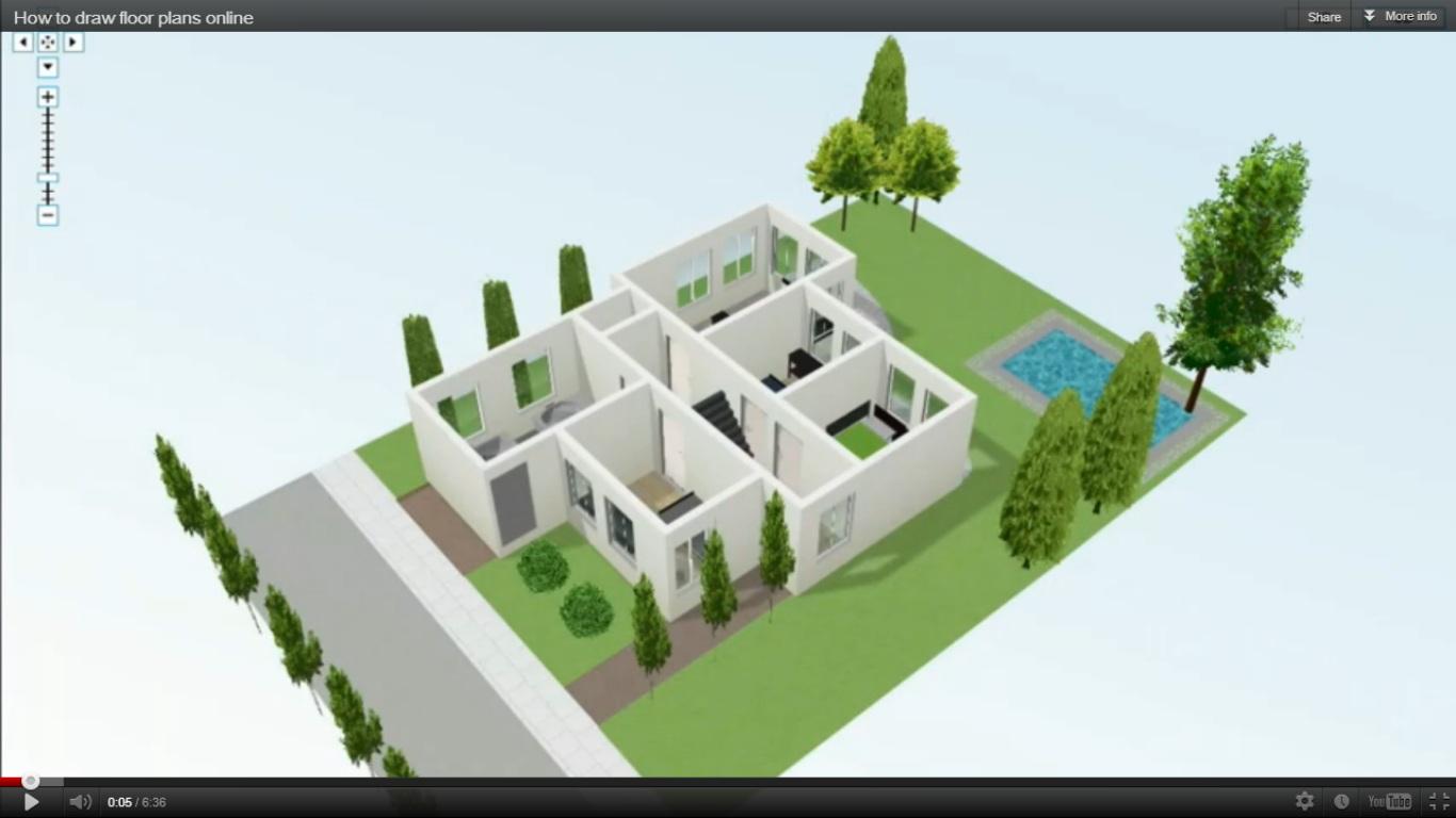 Criar plantas de casas online gratis for Hacer casas online
