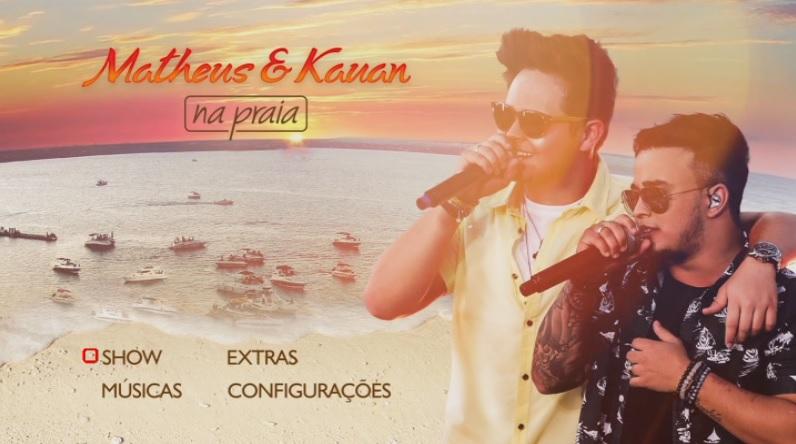 CLICK AQUI  Matheus & Kauan Na Praia DVD-R 1
