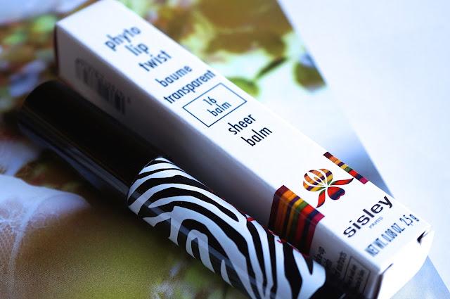 Sisley Phyto-Lip Twist Sheer Balm