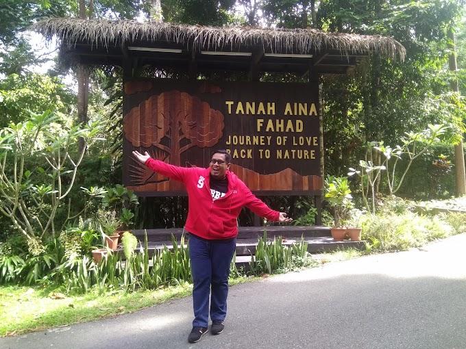 Tanah Aina Fahad,  Raub,  Pahang