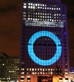 Lingkaran Biru adalah simbol global untuk diabetes,          yang diperkenalkan oleh federasi diabetes internasional