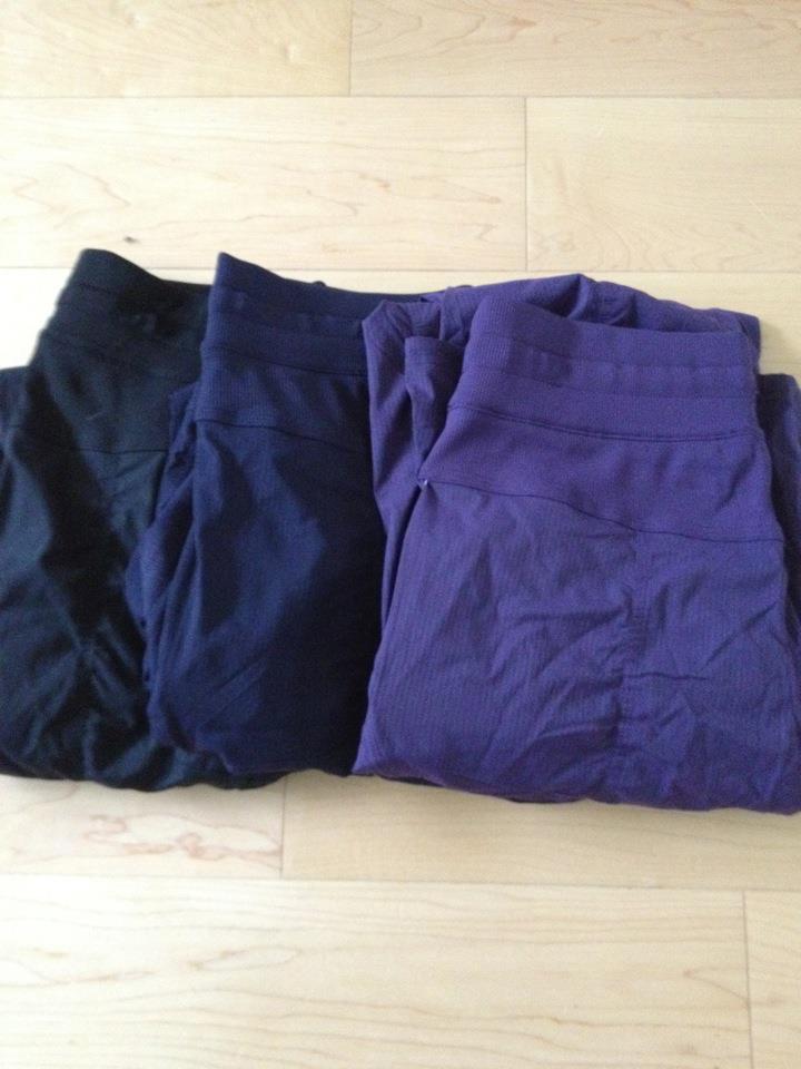 c2669d99930 Lululemon Addict: Studio Pant Color Comparison