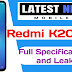 Redmi K20 Pro full Specifications, Price and Launch Date in India