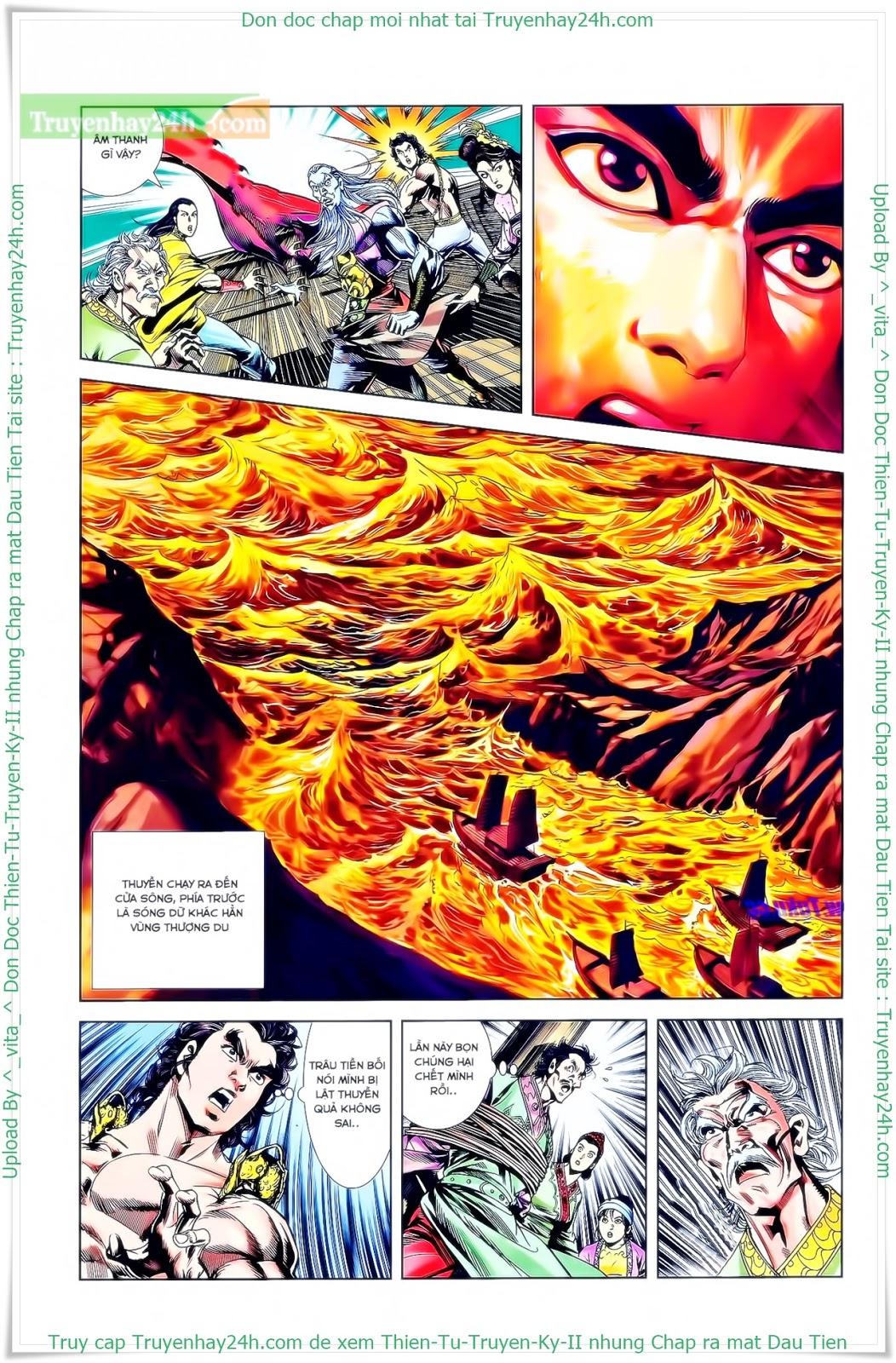 Tần Vương Doanh Chính chapter 27 trang 4