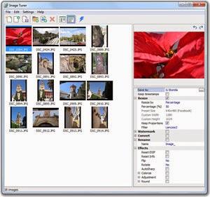 أفضل برنامج لتغيير حجم الصور دفعه واحدة 2019 مجانى Download Image Tuner