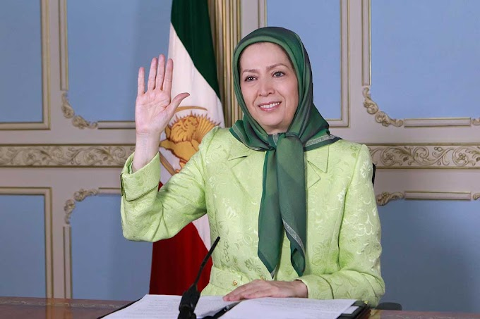 Maryam Rajavi : Silence on the mullahs' terrorism, the most damaging kind of appeasement of the religious dictatorship