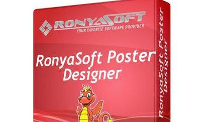 RonyaSoft Poster Design 2.3.4 Full Serial