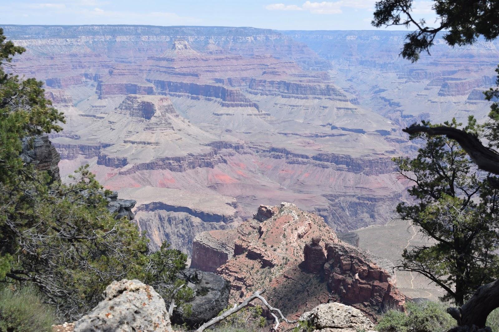 The Grand Canyon Overwhelms the Senses Shannau0027s