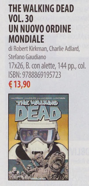 The Walking Dead #30: Un nuovo ordine mondiale