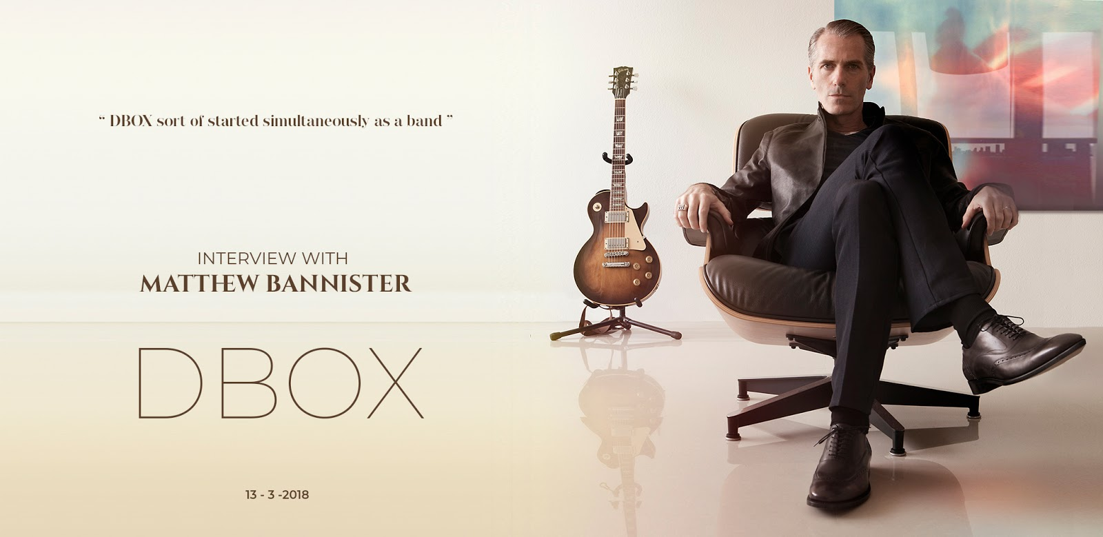Interview With Dbox S Co Founder Matthew Bannister