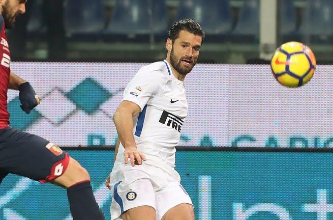 Genoa-Inter è terminata 2-0, incredibile l'autogol della coppia Skriniar Ranocchia