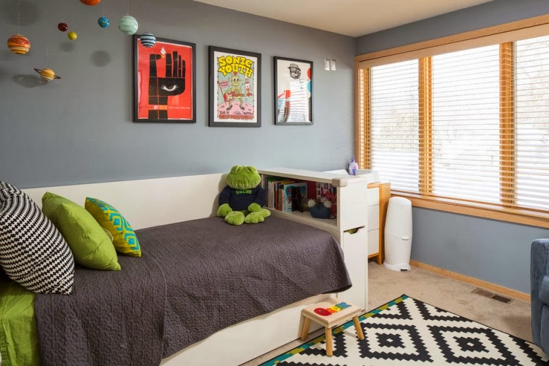 fun child bedroom