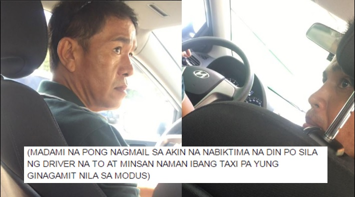 Passenger wins over cab driver who charged her P3600 for trip from NAIA to Cubao
