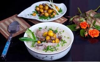 Món ăn ngon: Cháo chim cút