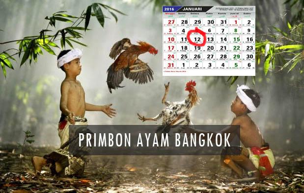 Primbon Ayam Bangkok