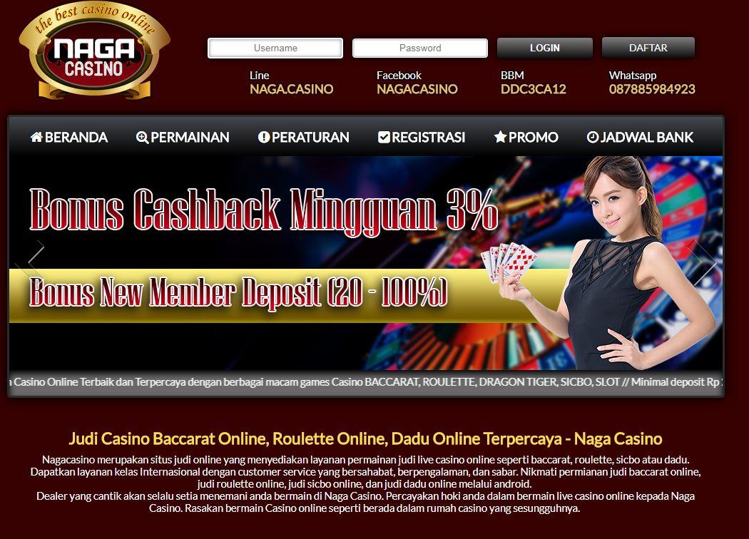 situs live casino online