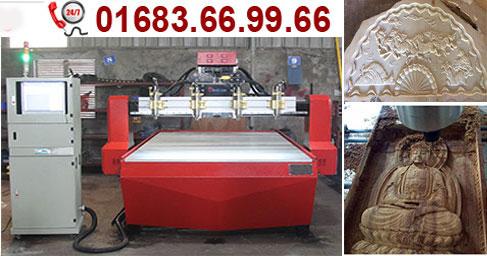 máy cnc 1325-4 đầu