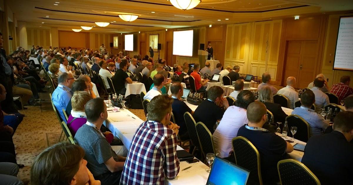 TSMAdmin: TSM (Spectrum Protect) Symposium 2015, Dresden (in