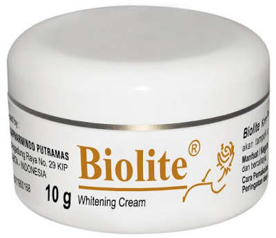 Harga Biolite Cream Obat Kulit Wajah Terbaru 2017
