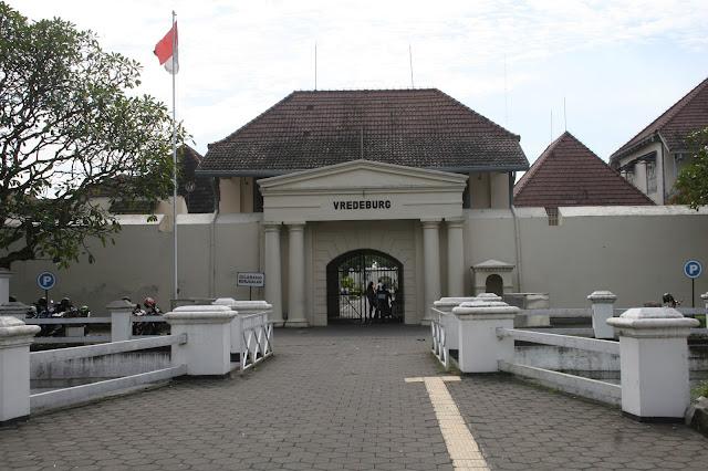 Benteng Vredeburg (Yogyakarta)