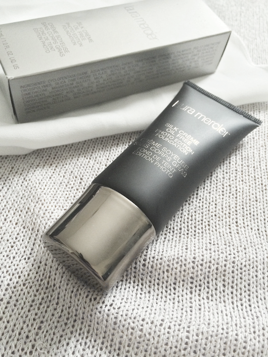 Laura Mercier Silk Crème Foundation: A Rambly Review