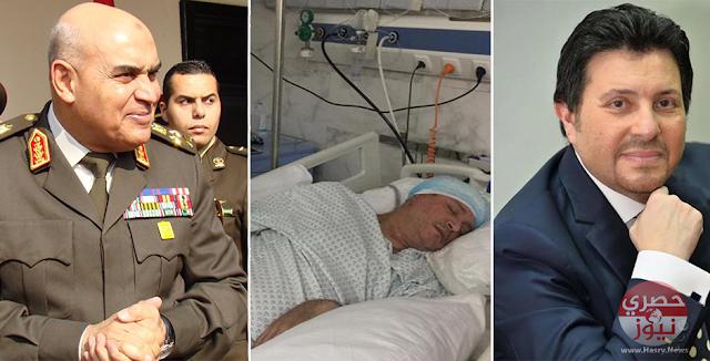 هاني شاكر يطالب صدقي صبحي بعلاج ايمان البحر درويش على نفقة القوات المسلحة