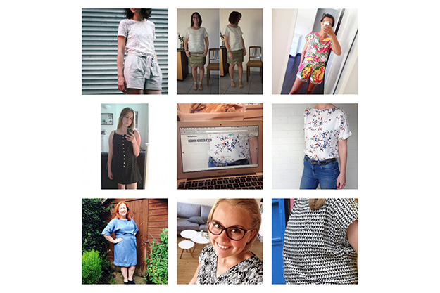 Salme Patterns Instagram
