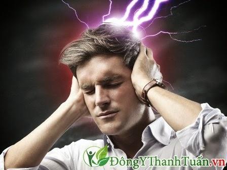 Nguy hại viêm xoang gây nên nhức đầu