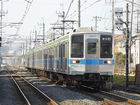 東武野田線 春日部行き 10300系