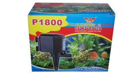 Pompa Air Merk Aquila P1800 - Cara budidaya Ikan