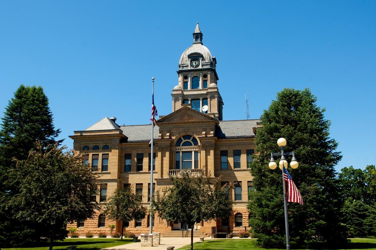 Bailey's Buddy: Scenes from Benton County, Iowa - Photos and
