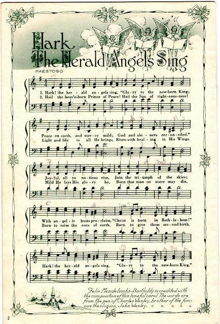 Music: Christmas on Pinterest | Christmas Sheet Music ...