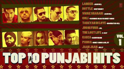 Top 10 Punjabi Hit Songs - Best Songs Ever