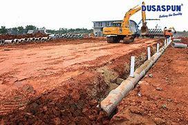 Metode Pelaksanaan Pekerjaan Gorong  Gorong Pipa Beton Tanpa Tulangan