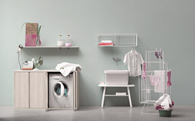Memilih mesin cuci rumah tangga gambar
