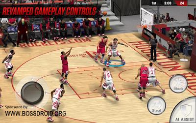 NBA 2K18 Mod APK Data Unlimited Money Terbaru