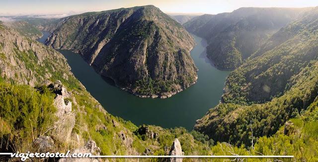Cañón del Sil - Orense, Galicia