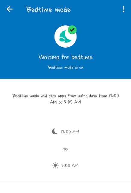 Cara mengirit Kouta Internet Android