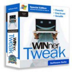 تحميل WINner Tweak 3 Pro لتحسين وضبط وإدار النظام والأقراص