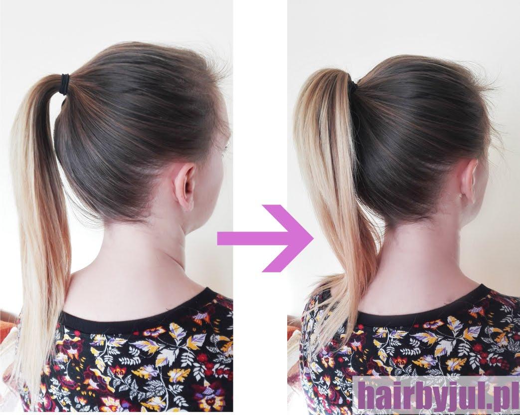 3 Sprytne Triki Z Użyciem Wsuwek Hair By Jul Fryzury Krok
