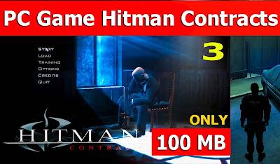Hitman 1 , hitman 2 , Hitman3 hitman 4 Game