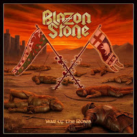 "Blazon Stone - ""War of the Roses"""
