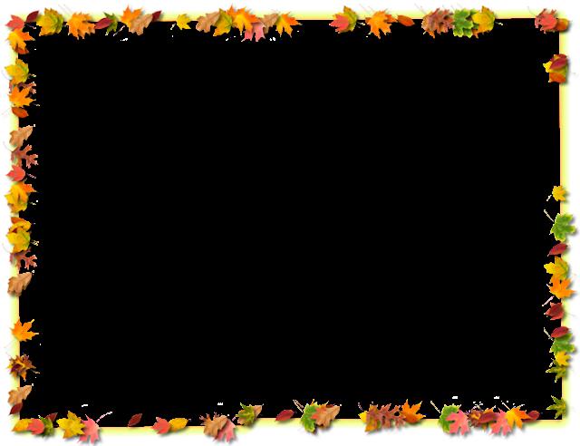 Thanksgiving Clipart Border