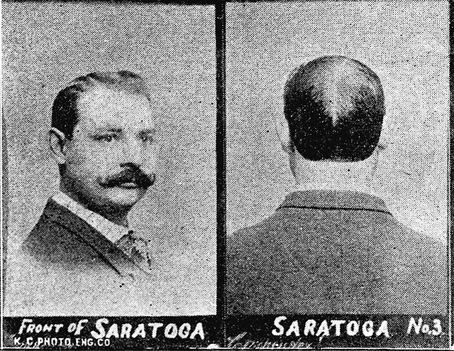 1900 mens hairstyles, The Saratoga, photograph