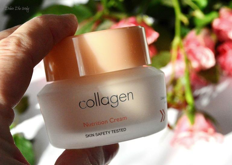 Koreańska pielęgnacja It's Skin - Collagen Nutrition Cream recenzja