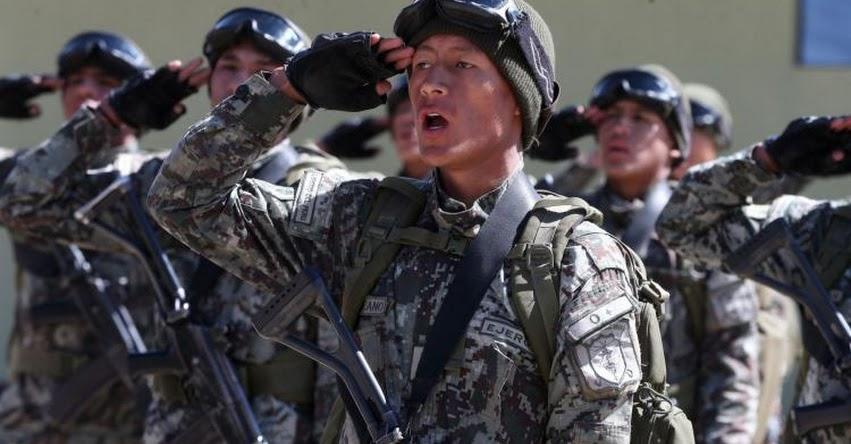 PRONABEC: Amplían a 1,300 número de vacantes de beca para personal de Fuerzas Armadas. Plazo de postulación vence el 10 de diciembre - www.pronabec.gob.pe