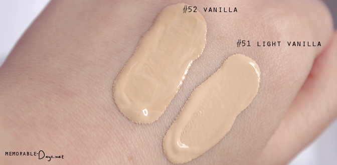 Review Bourjois Healthy Mix Foundation 51 And 52 Memorable Days