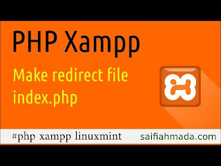 php redirect file