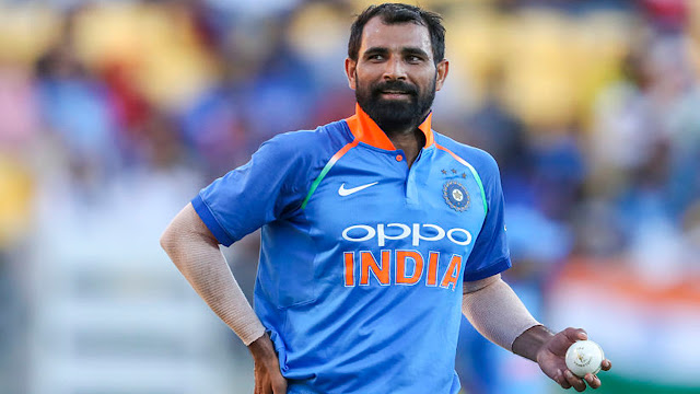 Download Hd Photos Of Mohammed Shami