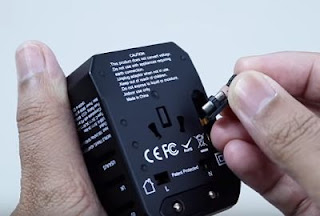 Kaprikornus alasan dibalik muncul nya travel adapter ini ialah alasannya ialah adanya perbedaan standar  Apa itu Travel Adapter dan Apa Manfaatnya? Sniper Powerboom!